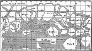 Angelbich: Die Mars-Karte