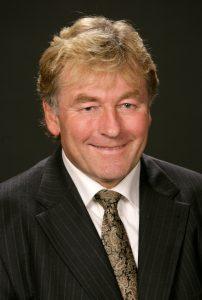 Präsidenten der VEDA, Alexander Ruscheinsky LKW Parkplatznot