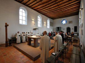 Impressionen aus einem Gottesdienst in der Klosterkirche