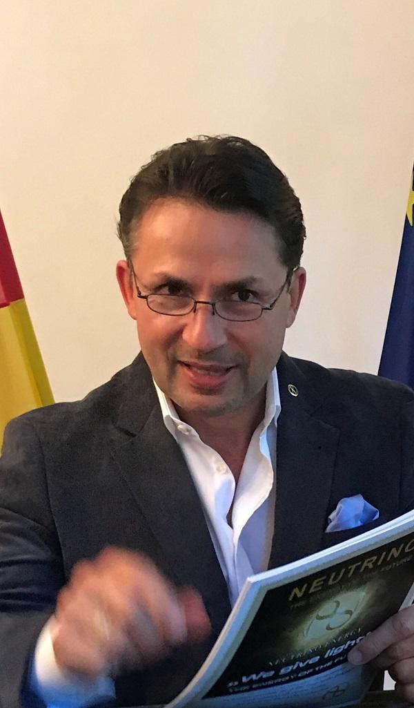 Holger Thorsten Schubart - Neutrino-Energy